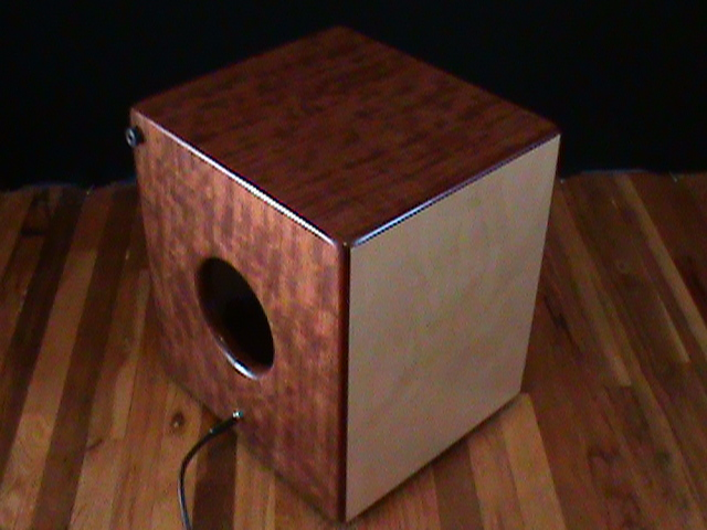 The Finest Cajon